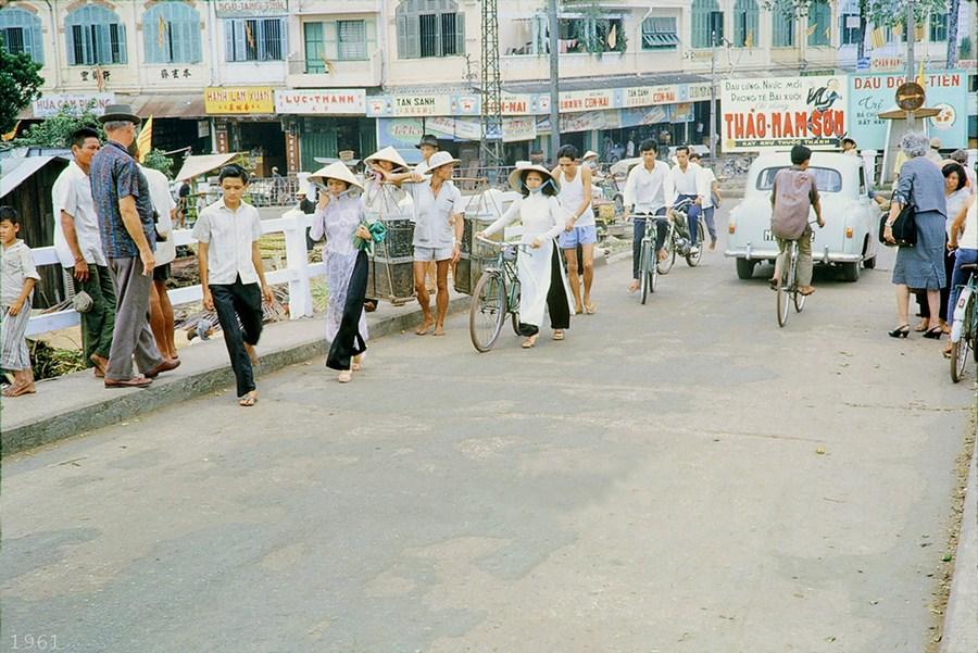 Cầu Ông Lãnh năm 1961