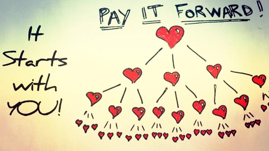 Pay it forward - Đáp đền tiếp nối