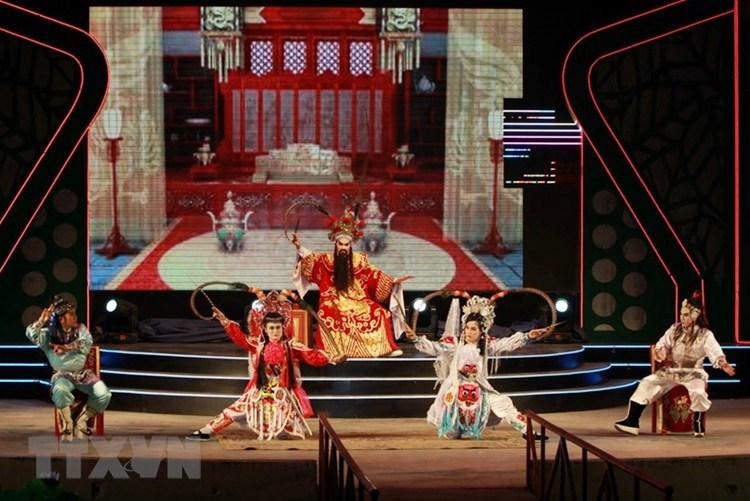Nghệ thuật hát bội