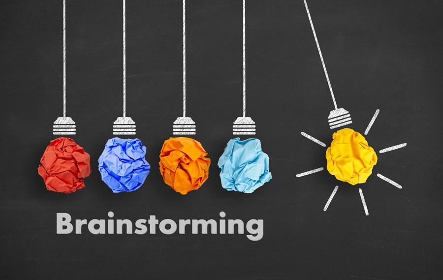 Phương pháp brainstorming