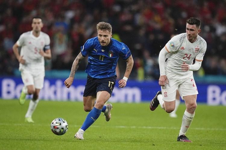 Chung kết Euro 2020 đội tuyển Ý